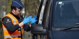 Federale politie dient stakingsaanzegging in door gebrek aan mondmaskers