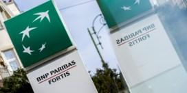 BNP Paribas Fortis trekt dividend in na zware druk
