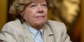 Weduwe van Jacques Brel overleden