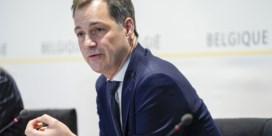 De Croo: 'Ik ga ervan uit dat BNP Paribas Fortis dividend niet uitkeert'