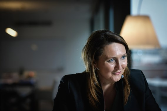 Gwendolyn Rutten: 'We mogen niet in een politiestaat terechtkomen'