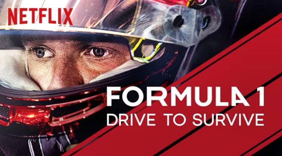 Hoe geluk en drama een F1-serie op Netflix populair maakte