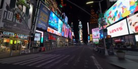Nooit eerder zag het nachtleven in New York er zo desolaat uit