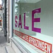 Belgische modesector voert druk verder op om solden uit te stellen