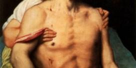 'De dode Christus ondersteund door een engel' (1507)