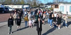 Woonwagenpark mag nu toch open blijven van stad