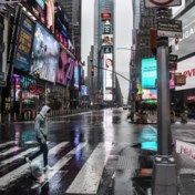 '9/11 tot daaraan toe, maar hoe overleeft New York corona?'