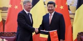 Koning Filip belt met Chinese president Xi: 'Ik zal onze vriendschap altijd koesteren'