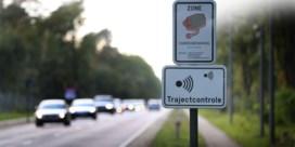 21 nieuwe trajectcontroles op gewestwegen dit jaar