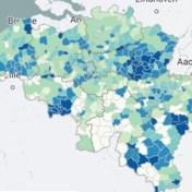 Bekijk het aantal coronabesmettingen in uw gemeente
