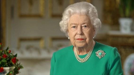 Queen Elizabeth in uitzonderlijke toespraak: 'Als we verenigd blijven, zullen we erdoor geraken'