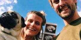 Eva Daeleman verwacht eerste kindje