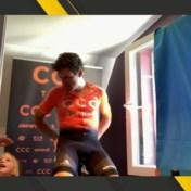 Greg Van Avermaet wint virtuele Ronde van Vlaanderen