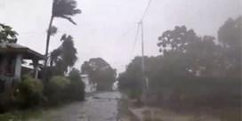 Cycloon Harold teistert Vanuatu