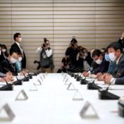 Laks Japan roept toch de noodtoestand uit