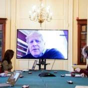 Boris Johnson vecht tegen corona en tegen de geruchten