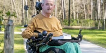 Blikvanger: Rudy Claeys is verlamd. 'Ik wil een duidelijk gesprek over de waarde van mijn leven'
