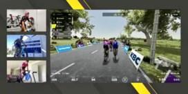 'De virtuele Ronde van Vlaanderen': koersen door de grote leegte