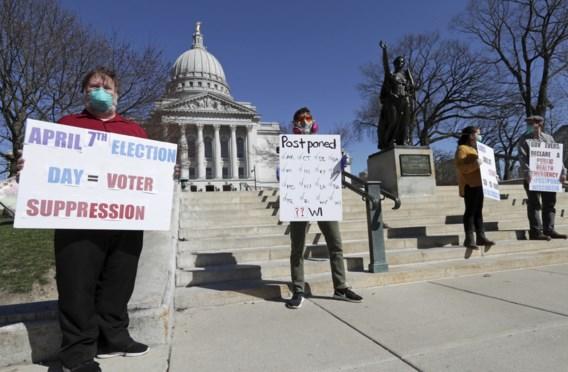 Voorverkiezingen in Wisconsin gaan toch door