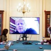 Boris Johnson vecht op intensieve tegen corona