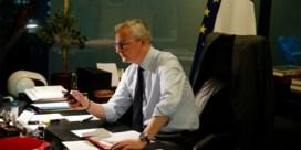 Europa blijft kibbelen over het juiste antwoord op de crisis