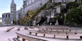 Nooit zo stil in Lourdes voor Pasen: 'Als gelovigen niet naar ons mogen komen, gaan wij naar hen'