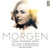 Morgen. Elsa Dreisig (sopraan), Jonathan Ware (piano)