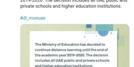 V.A.E.- Abu Dhabi: Lockdown Town
