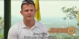 Debation Island in lockdown: 'Lik mij, dan ben ik immuun'
