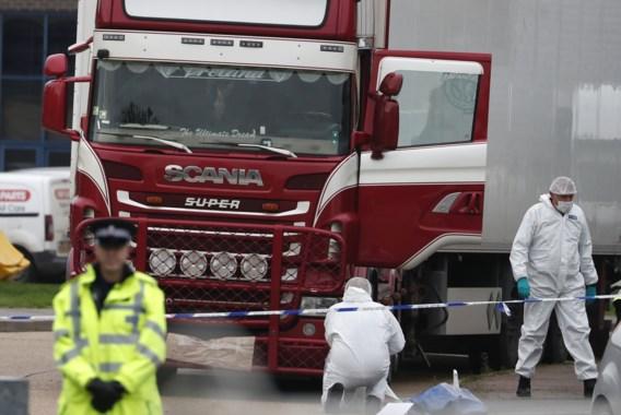 Trucker pleit schuldig aan doodslag na vondst 39 lijken in koelcontainer