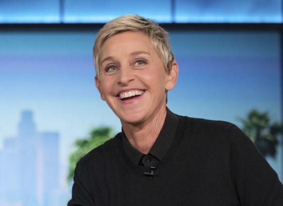 Ellen DeGeneres onder vuur nadat ze haar quarantaine vergeleek met gevangenis