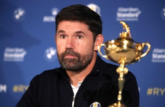 Ryder Cup zonder publiek hoeft niet voor Europese aanvoerder Harrington