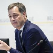 De Croo: 'Ik ga er vanuit dat BNP Paribas Fortis dividend schrapt'