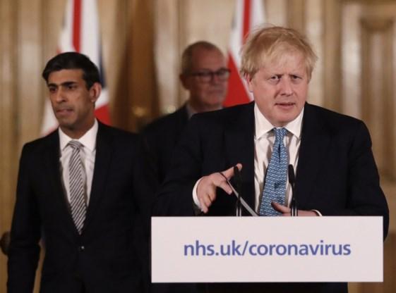 Boris Johnson heeft intensieve zorg verlaten