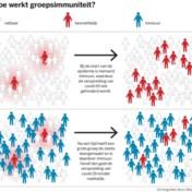 Ontnuchterend onderzoek in 'Duits Wuhan': groepsimmuniteit is verre droom