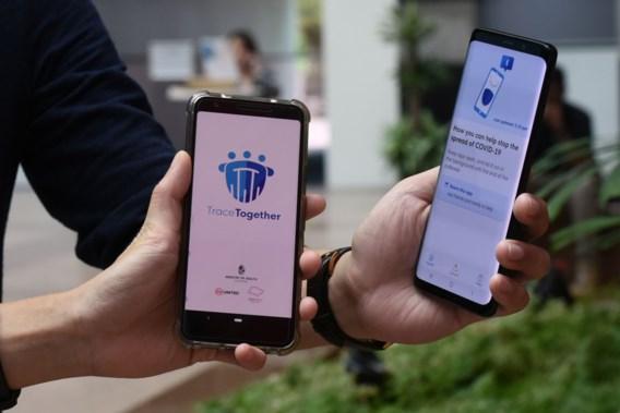 Google en Apple werken samen rond 'contact tracing' op smartphones