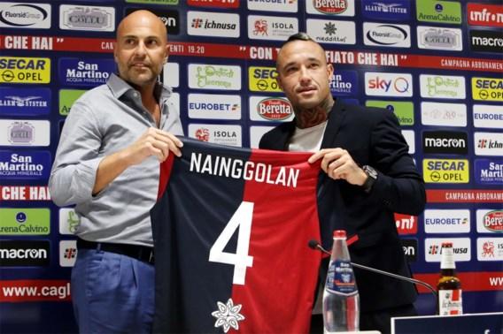 """Cagliari-voorzitter: """"Het zal héél moeilijk zijn om Nainggolan te houden"""""""