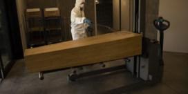 België vestigt een triest record covid-19-doden