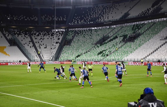 Hele jaar geen fans in Italiaanse voetbalstadions?