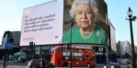 Queen Elizabeth in tweede uitzonderlijke toespraak: 'Pasen is niet afgelast'
