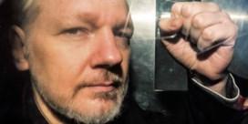 Wikileaks-oprichter Julian Assange stichtte gezin tijdens verblijf in ambassade Ecuador