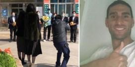 Marouane Fellaini mag drie weken na besmetting met corona het ziekenhuis verlaten