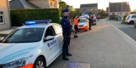 Politie verrast gezin Marc Van Ranst met eerbetoon