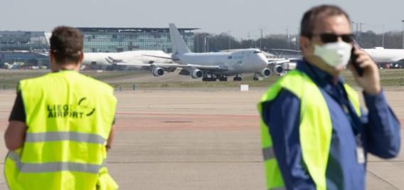Luchthaven Luik wordt WHO-draaischijf voor medisch materiaal