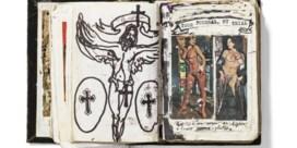 Snuisteren in Nick Caves notitieboeken
