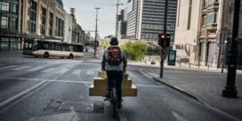 Steden geven fietsers en voetgangers meer ruimte