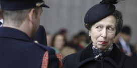 Prinses Anne adviseert jongere royals: 'Je moet het wiel niet heruitvinden'