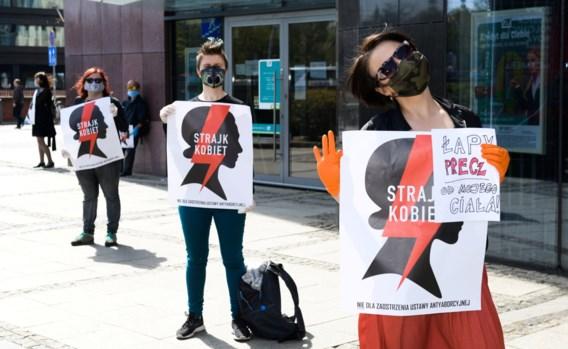 Parlement Polen stemt in met strengere abortuswet