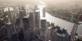 Groen licht voor twee torens Zaha Hadid in Londen