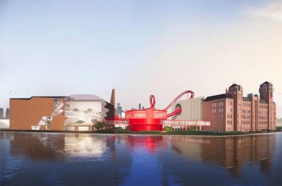 Tony's Chocolonely onthult eerste beeld van chocoladefabriek met achtbaan